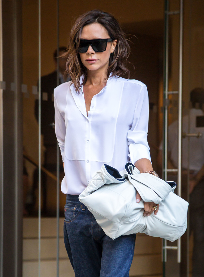 52169646 Designer Victoria Beckham is seen leaving her hotel in New York City, New York on September 9, 2016. Victoria was heading out to attend some fashion shows during New York Fashion Week. FameFlynet, Inc - Beverly Hills, CA, USA - +1 (310) 505-9876