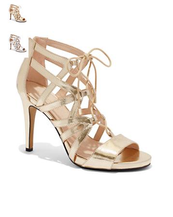 sandale -aurii