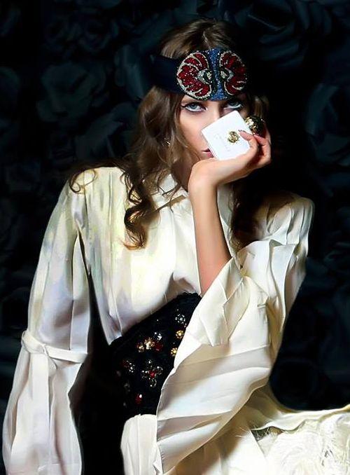 Iulia Albu designer vestimentar prima colectie