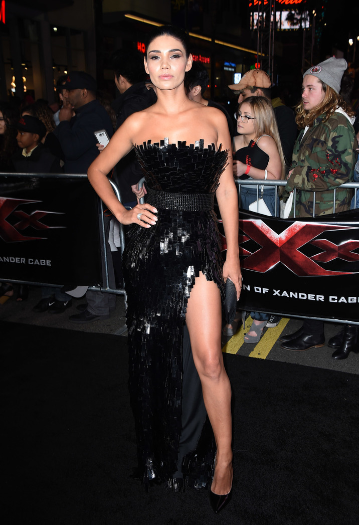 Mandatory Credit: Photo by Jim Smeal/BEI/Shutterstock (7903580ch) Paloma Jimenez 'xXx: The Return of Xander Cage' film premiere, Los Angeles, USA - 19 Jan 2017