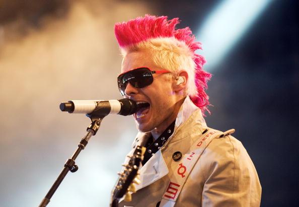 Solistul trupei 30 Seconds to Mars a fost şi punker