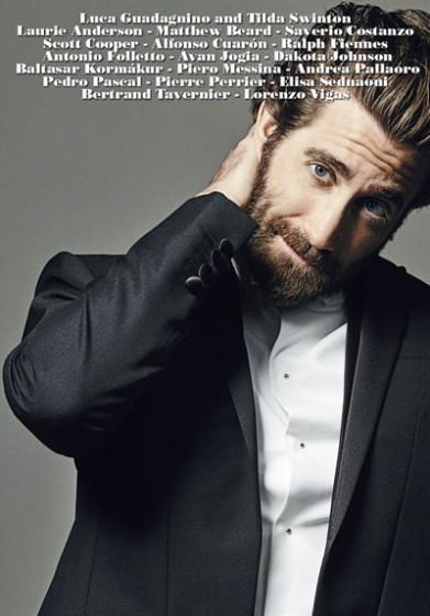 Gyllenhaal, de-o masculinitate ieşită din comun!