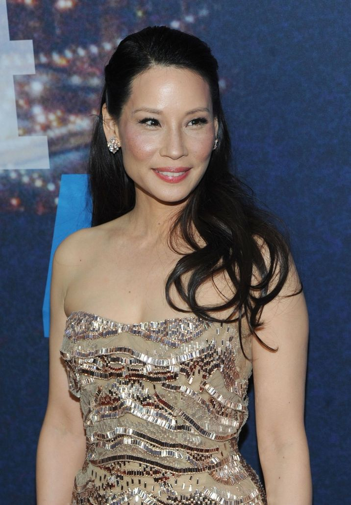 New York, NY- February 15: Lucy Liu attends the SNL 40th Anniversary Celebration at Rockefeller Plaza on on February 15, 2015 in New York City.   Credit: MediaPunch/face to face - Germany, Austria, Switzerland, Eastern Europe, Australia, UK, USA, Taiwan, Singapore, China, Malaysia, Thailand, Sweden, Estonia, Latvia and Lithuania rights only -