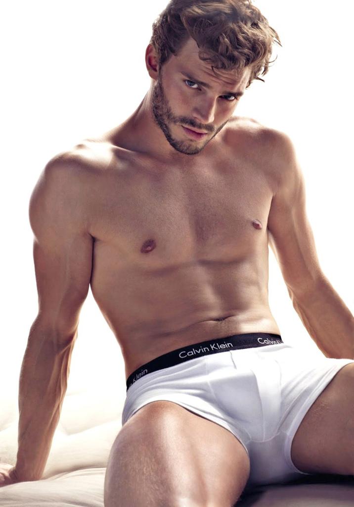 Jamie Dornan sera Christian Grey en la trilogia de '50 sombras de Grey.