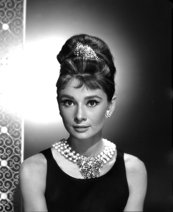 Audrey Hepburn , 1961. Photo By Bud Fraker/ **I.V.