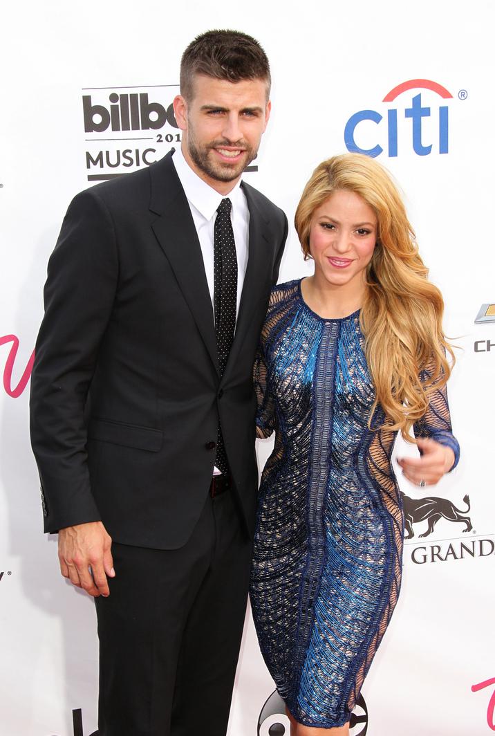 Shakira şi Gerard, un cuplu HOT celebru!