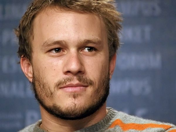 Actori faimoşi care au murit de tineri, Heath Ledger