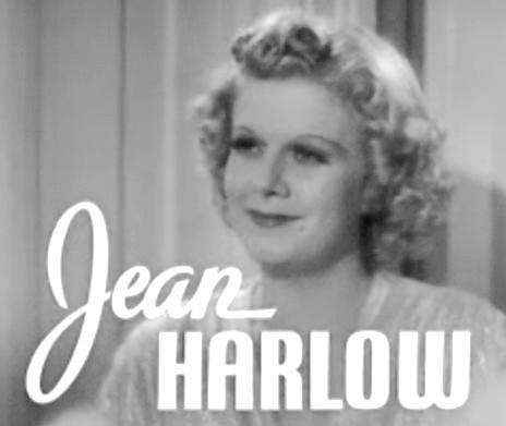 Actori faimoşi care au murit de tineri, Jean Harlow