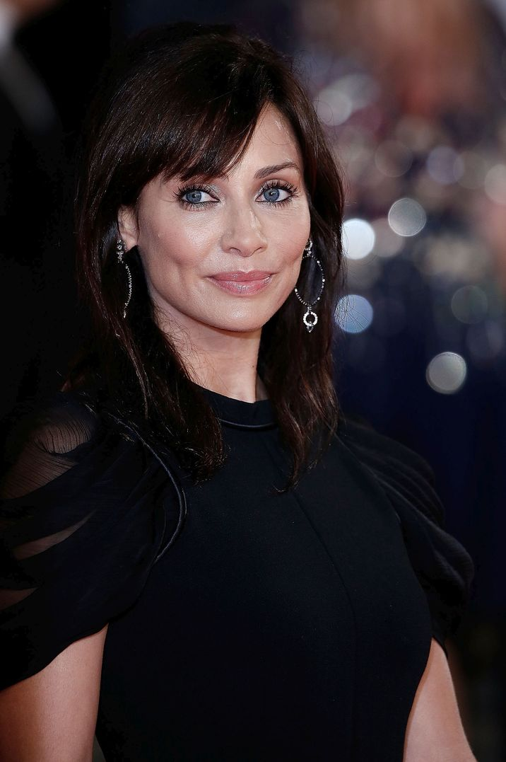 "LONDON, ENGLAND - OCTOBER 26:  Natalie Imbruglia attends the Royal Film Performance of ""Spectre""at Royal Albert Hall on October 26, 2015 in London, England.  (Photo by John Phillips/Getty Images)"