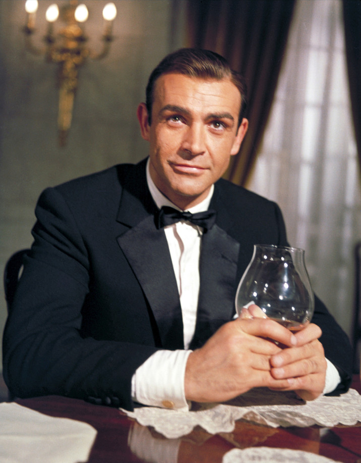 Studio Publicity Still: Goldfinger Sean Connery 1964 UA