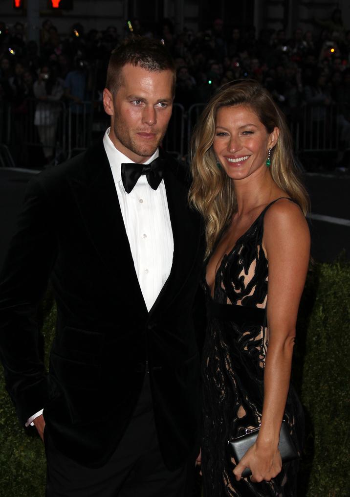Gisele e căsătorită de şase ani cu Tom Brady