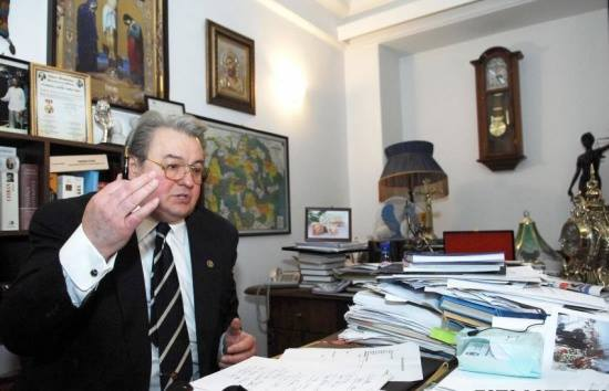 Corneliu Vadim Tudor (28 noiembrie 1949-14 septembrie 2015)