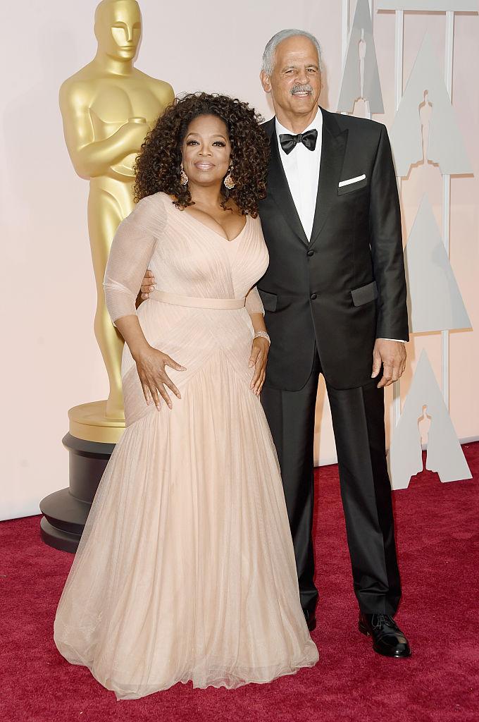 Oprah si Stedman Graham