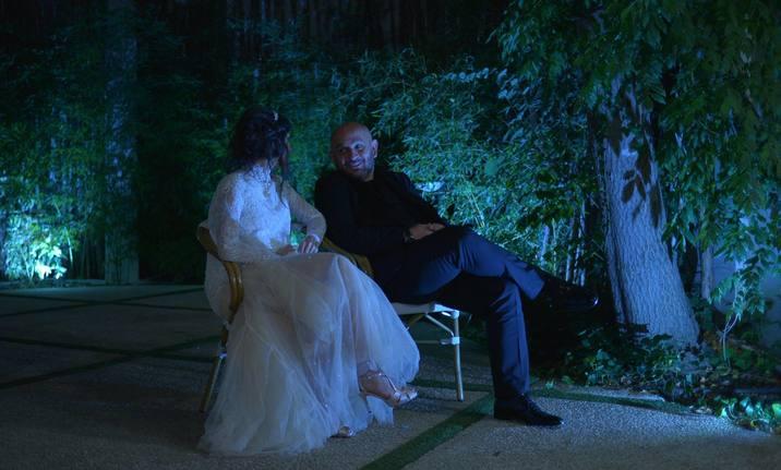 Alin Galatescu Simona Semen nunta 2