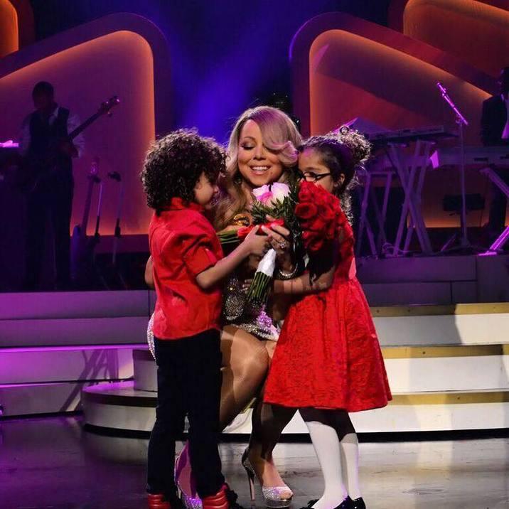 Mariah Carey copii