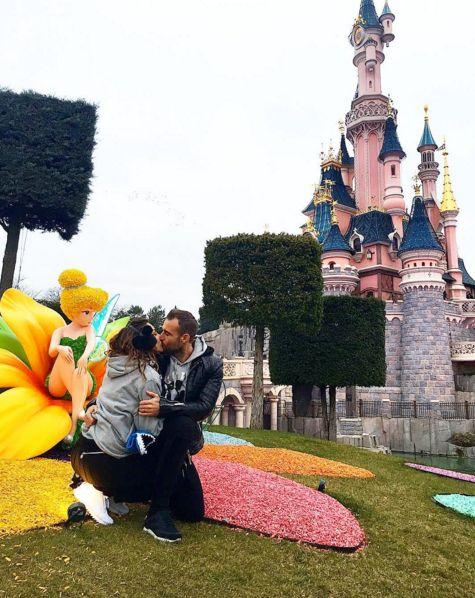 Madalina Ghenea Philipp Plein Disneyland