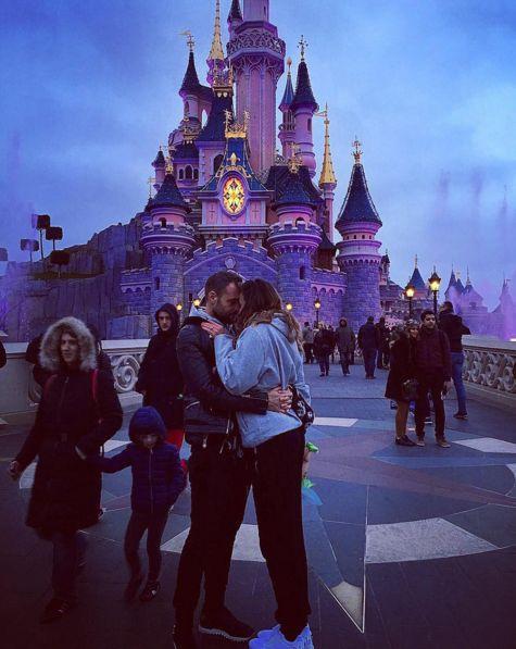 Madalina Ghenea Philipp Plein Disneyland 2