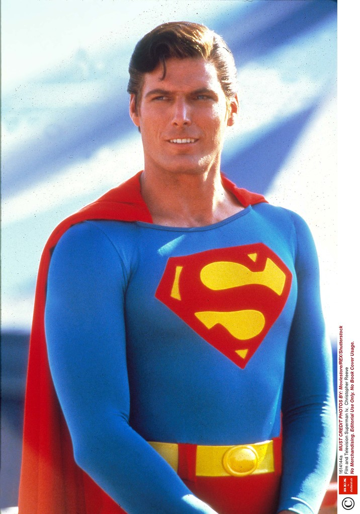 No Merchandising. Editorial Use Only. No Book Cover Usage. Mandatory Credit: Photo by Moviestore/REX/Shutterstock (1614144a) Superman Iv,  Christopher Reeve Film and Television