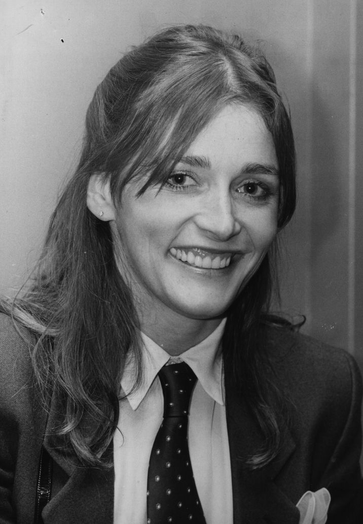 4th February 1981:  Canadian actress Margot Kidder, who played Lois Lane in the 'Superman' films.  (Photo by Central Press/Getty Images)
