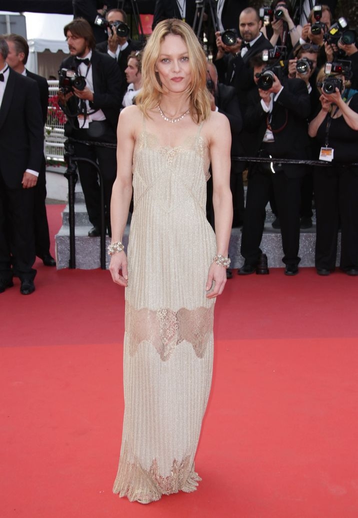 Mandatory Credit: Photo by Matt Baron/BEI/Shutterstock (5689214cn) Vanessa Paradis 'The Unknown Girl' premiere, 69th Cannes Film Festival, France - 18 May 2016