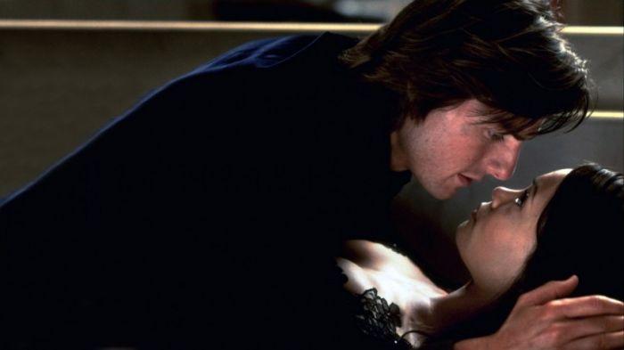 Sărutul pe marile ecrane, o corvoadă pentru unii