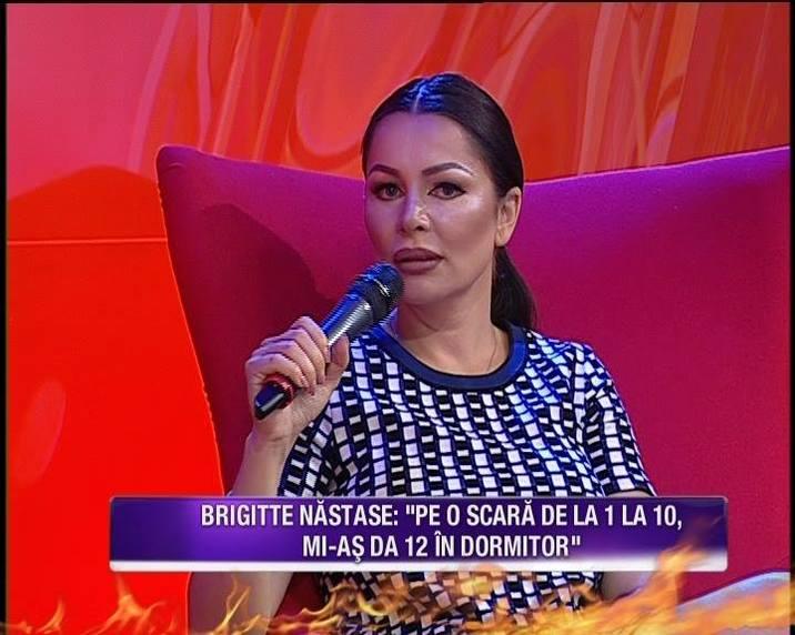 Brigitte Nastase Teo Show