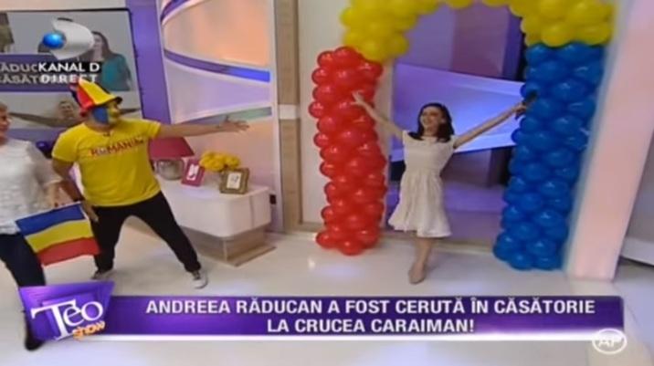 Andreea Raducan Teo Show
