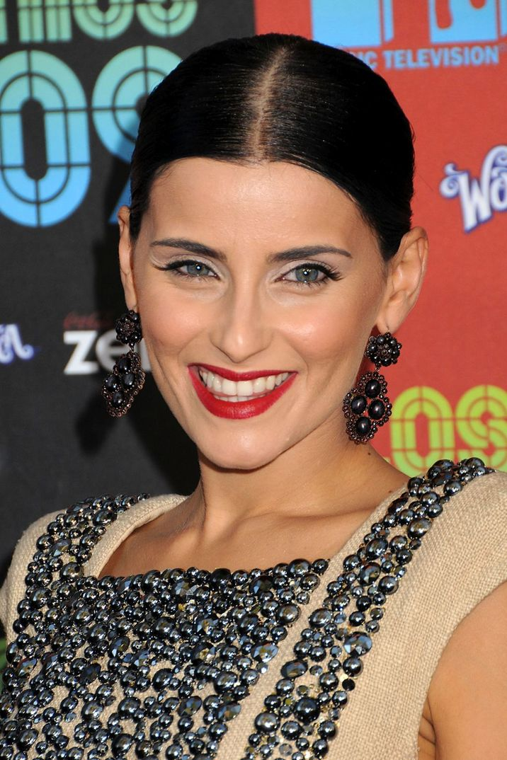 15 October 2009 - Universal City, California - Nelly Furtado. MTV Los Premios Awards 2009 held at the Gibson Amphitheatre. Photo Credit: Byron Purvis/AdMedia