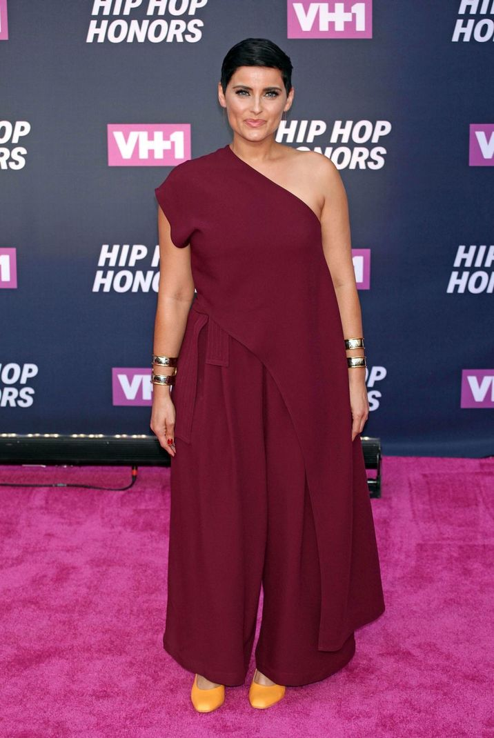 NEW YORK, NY - JULY 11: Nelly Furtado attends VH1's Hip Hop Honors: All Hail The Queens at David Geffen Hall at Lincoln Center on July 11, 2016 in New York City. Credit: Diego Corredor/Media Punch Credit: MediaPunch/face to face