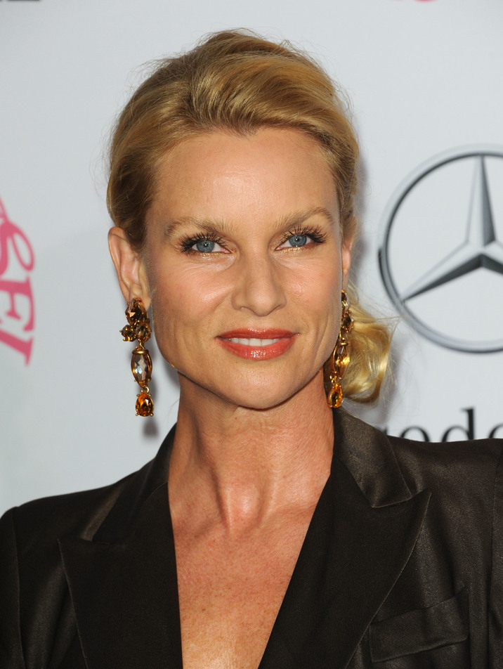 NICOLLETTE SHERIDAN @ the 26th Carousel of Hope Gala held @ the Beverly Hilton hotel. October 20, 2012