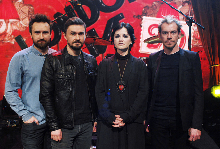 Dolores O'Riordan and band members The Cranberries perform on an episode of London Live 2.0 on Italian television RAI Milan, Italy - 21.02.12 Featuring: Dolores O'Riordan and band members Where: UK, Germany When: 21 Feb 2012 Credit: WENN