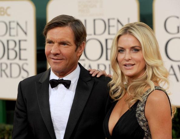 Dennis Quaid & soţia Kimberly Quaid