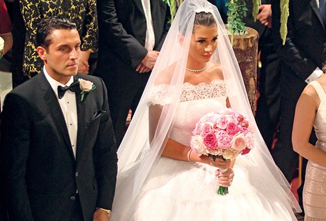 nunta Elena Basescu