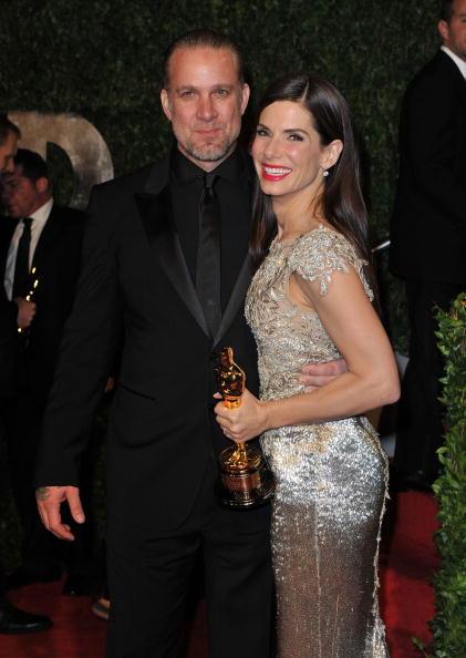 Sandra Bullock şi Jesse James