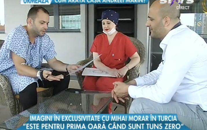 Mihai Morar implant de par