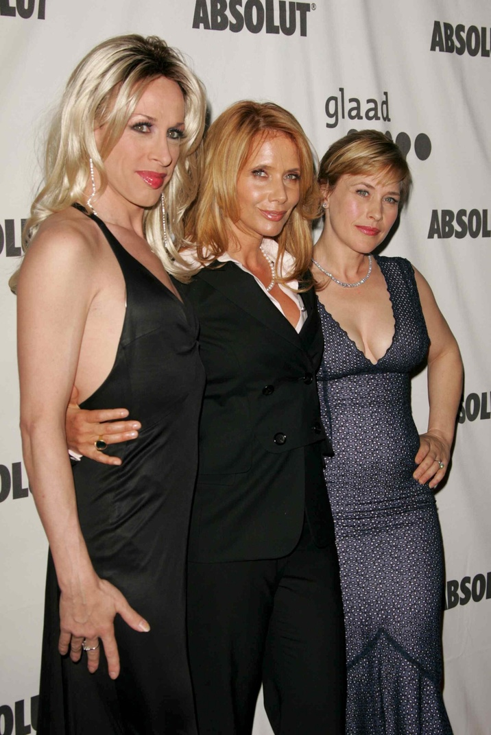 Mandatory Credit: Photo by Matt Baron/BEI/BEI/Shutterstock (581505fy) Alexis Arquette, Rosanna Arquette and Patricia Arquette 17TH ANNUAL GLAAD MEDIA AWARDS, LOS ANGELES, AMERICA - 08 APR 2006 Alexis Arquette, Rosanna Arquette and Patricia Arquette 17th Annual GLAAD Media Awards at the Kodak Theatre in Hollywood, California on April 8, 2006. Hollywood, California Photo ® Matt Baron/BEImages