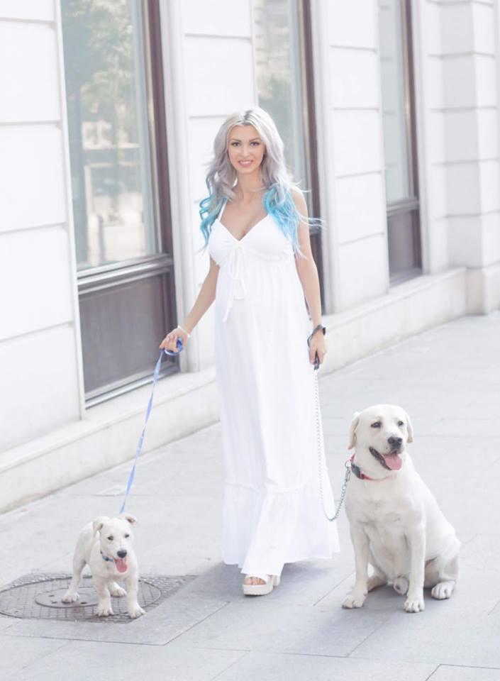 Andreea Balan gravida (3)