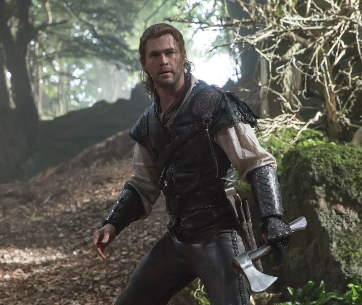 The Huntsman: Winter's War (2016) Chris Hemsworth *Filmstill - Editorial Use Only* CAP/KFS Image supplied by Capital Pictures