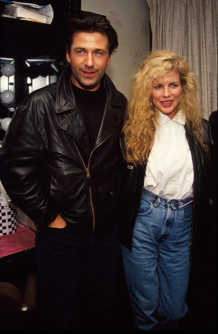 UNITED STATES: Actors Kim Basinger and Alec Baldwin, circa 1995. (Photo by The LIFE Picture Collection/Getty Images)
