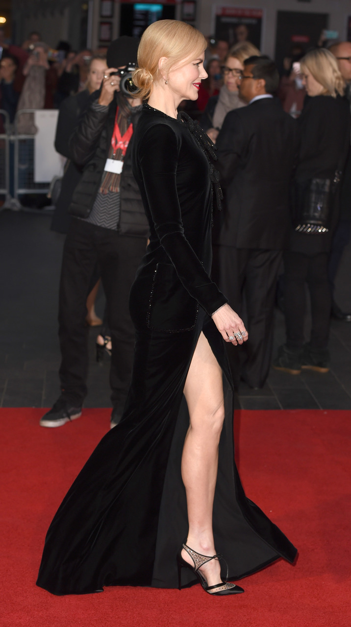 Photo Must Be Credited ©Alpha Press 079965 12/10/2016 Nicole Kidman at the Lion American Express Gala screening during the 60th BFI London Film Festival at Odeon Leicester Square in London.