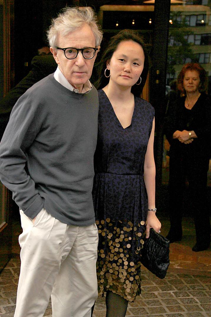 Woody şi Soon-Yi sunt căsătoriţi de aproape 20 de ani.