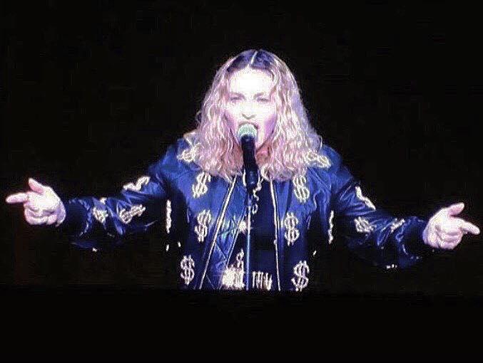 Madonna sex oral vot Hillary Clinton