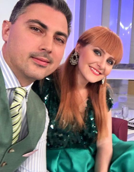 Alexandru Ciucu si Alina Sorescu toamna 2016