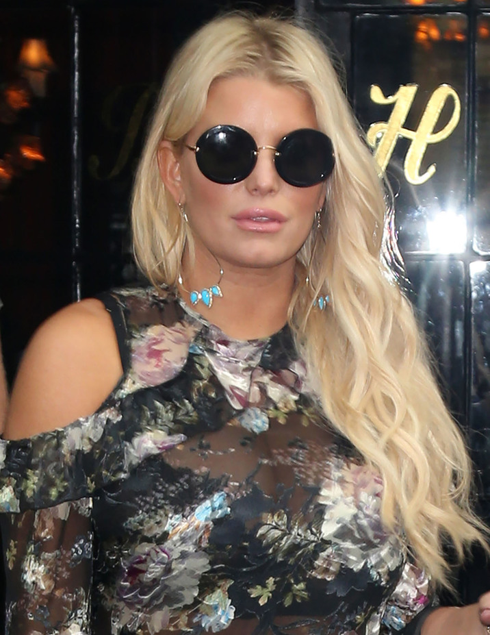 52182146 Actress Jessica Simpson and her husband Eric Johnson are spotted outside The Bowery Hotel in New York City, New York on September 21, 2016. Jessica and Eric recently got back to New York after spending some time at their home in Los Angeles. FameFlynet, Inc - Beverly Hills, CA, USA - +1 (310) 505-9876