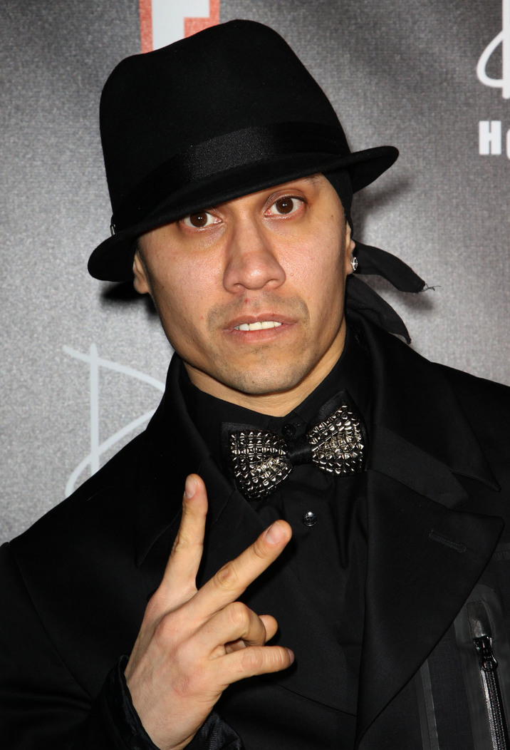 7 March 2010 - Hollywood, California - Taboo of Black Eyed Peas. E! Oscar Viewing And After Party held At Drai's at The W Hotel. Photo Credit: Kevan Brooks/AdMedia
