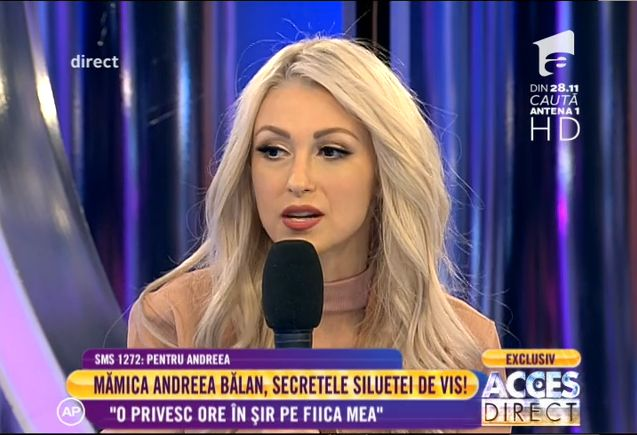 Andreea Balan la Acces Direct 11