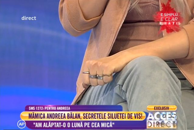 Andreea Balan la Acces Direct 12