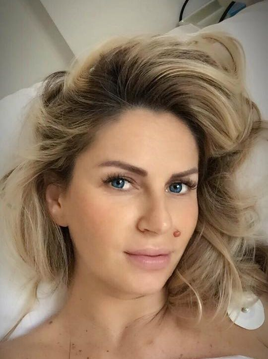 Andreea Banica mamica