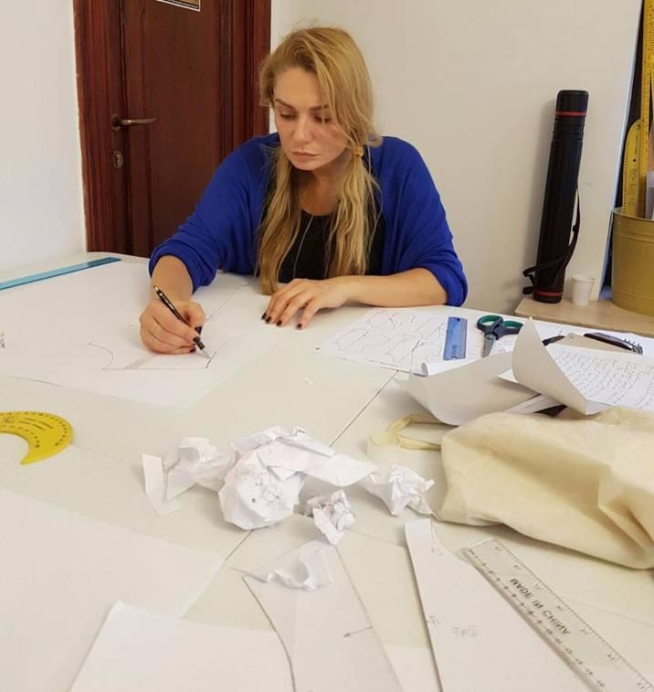 Cristina Cioran tipare de croitorie