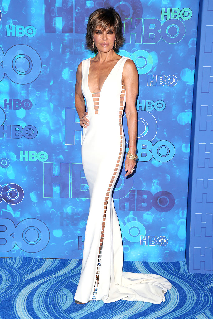 attends HBO's Official 2016 Emmy After Party at The Plaza at the Pacific Design Center on September 18, 2016 in Los Angeles, California.